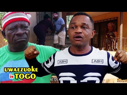 Uwaezuoke In Togo 3&4 - 2018 Latest Nigerian Nollywood Igbo Movie Full HD