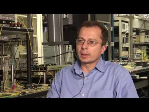 Kann Ultrafast Signalverarbeitung Reichweite 1 Terabit / Sek.?