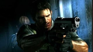 PAX East gameplay - Chris Redfield