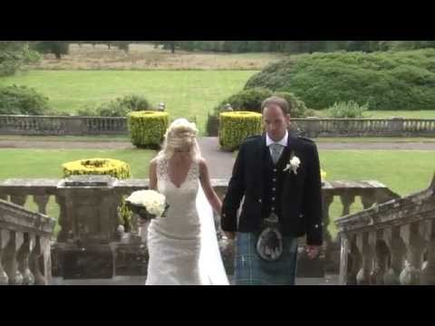 David & Ciara - Springkell Wedding