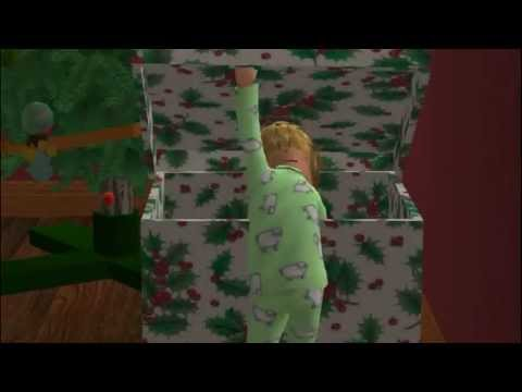 Bloody Days Ep 6 Christmas Special! Part 2 (The Sims 2 Vampire Machinima)