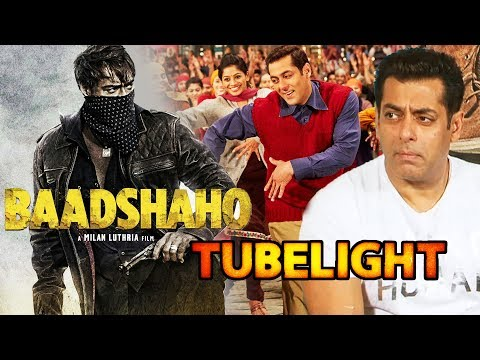 Baadshaho Teaser To Release With Tubelight, Salman's GRAND Screening For Bollywood