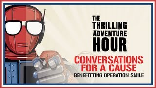 Conversation for a Cause - Nerd HQ 2013 Subscribe to The Nerd Machine: http://goo.gl/Le9ha