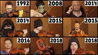 Video Evolution of Marvel Music - EXTENDED EDITION | 1992-2018 (Stan Lee Tribute) MP3, 3GP, MP4, WEBM, AVI, FLV Maret 2019