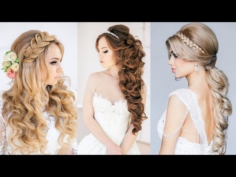 15 Best Bridal Hairstyles Ever