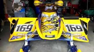 7. 2007 XRS 800