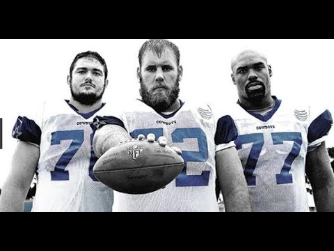 Did The Cowboys Offensive Line Regress ? Part 1 0f 3 (Every Sack From 2017)