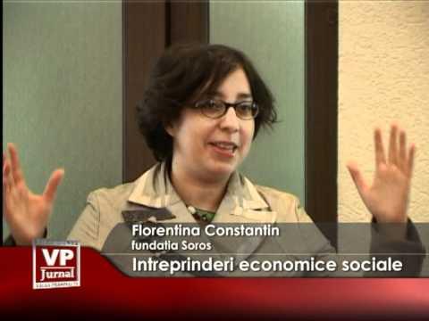 Întreprinderi economice sociale