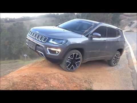 Jeep Compass 4*4 | Exclusive Offroad Review | India 2017