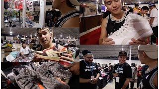 $500 SNEAKERCON CHALLENGE @KIXPO!! EPIC STEALS!!