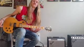 Under The Graveyard Ozzy Cover