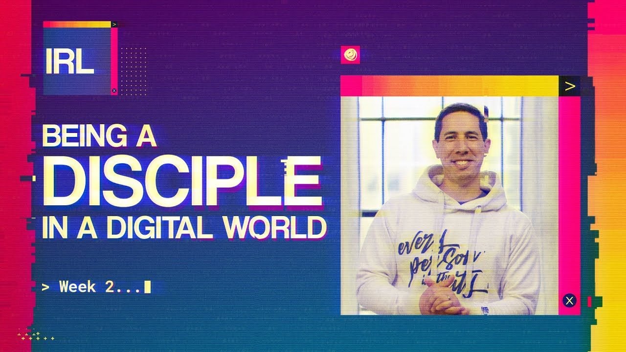 Being a Disciple in a Digital World