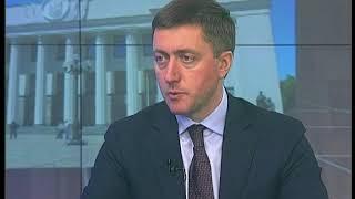 Сергій Лабазюк в прямому ефірі на телеканалі