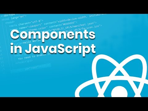 Learn Components in JavaScript | Part 3 | Eduonix
