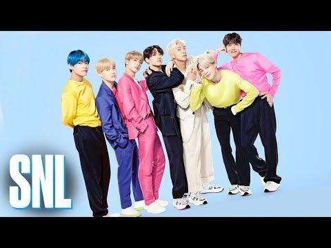 BTS: Mic Drop (Live) - SNL