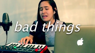 Video bad things by machine gun kelly feat camila cabello | cover download in MP3, 3GP, MP4, WEBM, AVI, FLV Mei 2017
