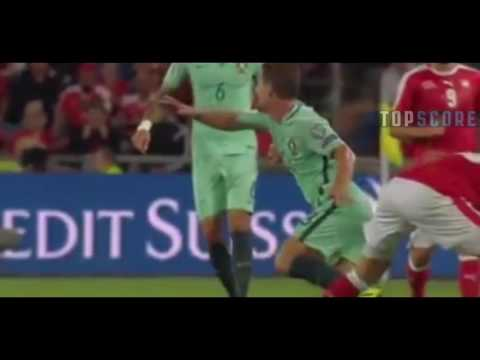 Switzerland vs Portugal 2- 0~  All Goals & Highlights   2018 FIFA World Cup Qualifiers   06 09 2016
