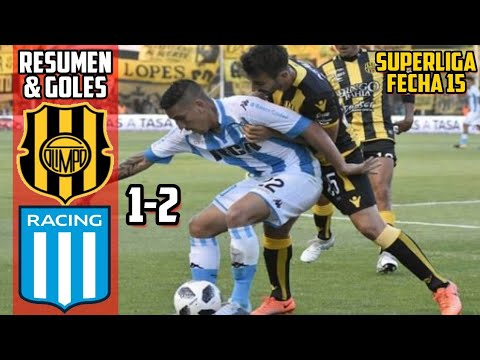 Olimpo 1-2 Racing. Superliga Argentina - Fecha 15