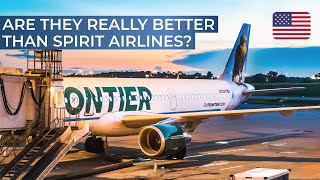 TRIPREPORT | Frontier Airlines (ECONOMY) | Airbus A321 | Orlando - Raleigh Durham