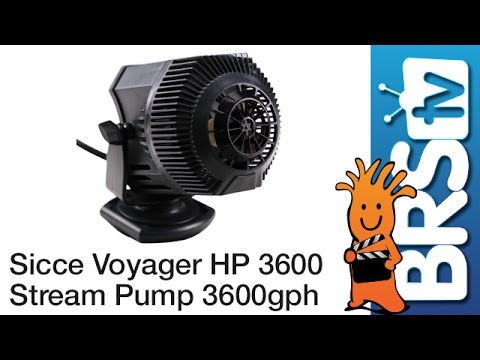 Sicce Voyager HP 3600 Flow Dynamics
