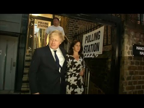 Großbritannien: Boris Johnson wegen mutmaßlicher Brex ...