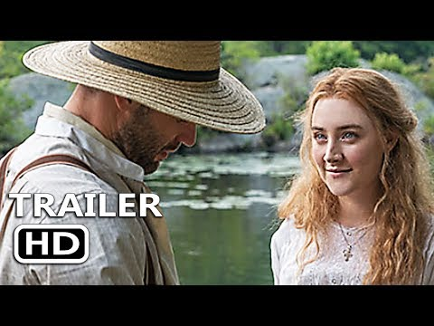 THE SEAGULL Official Trailer (2018)