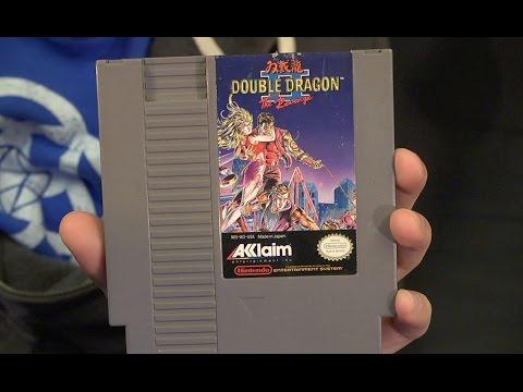double dragon ii the revenge nes