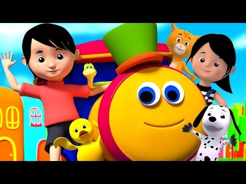 Nursery Rhymes & Songs for Kids | Cartoon Videos for Babies