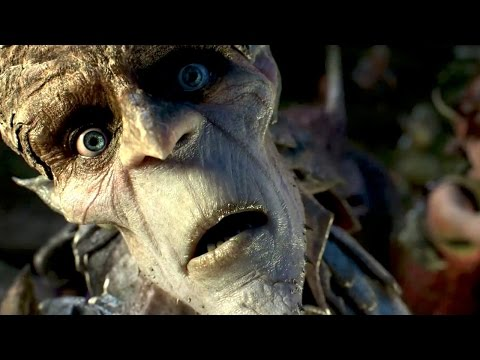 STRANGE MAGIC Trailer (George Lucas - Gary Rydstrom - Movie HD)
