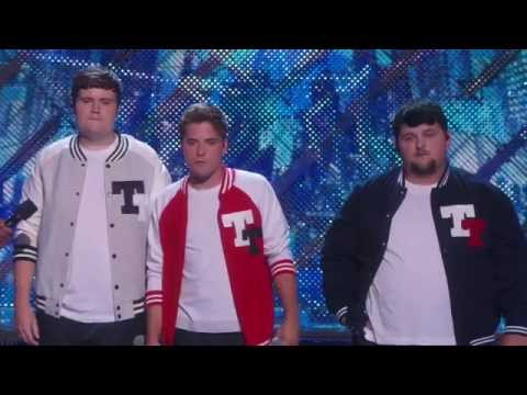 America's Got Talent 2015 S10E15 Live Shows - Triple Threat Pop Singing Trio