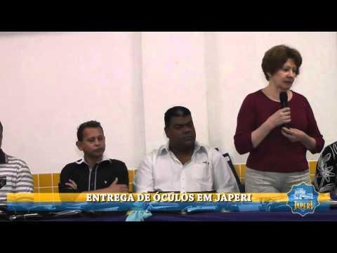 ENTREGA DE �CULOS EM JAPERI