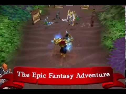 Video of Arcane Legends
