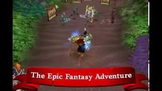 Arcane Legends YouTube video