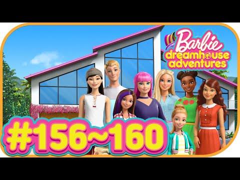 Barbie Dreamhouse Adventures #156~160   Budge Studios   Simulation game   Fun mobile Game   HayDay