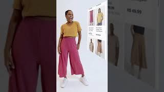 Criamos 5 looks atemporais com camisetas coloridas #Shorts