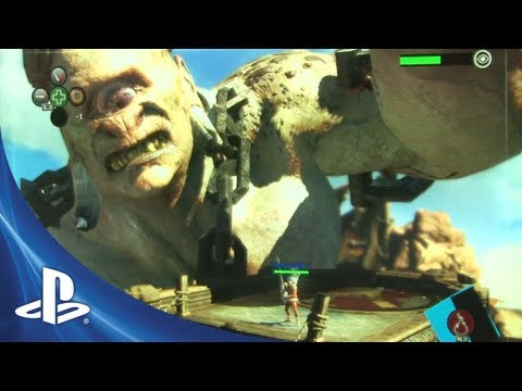 God of War: Ascension Gets New Behind the Scenes Video