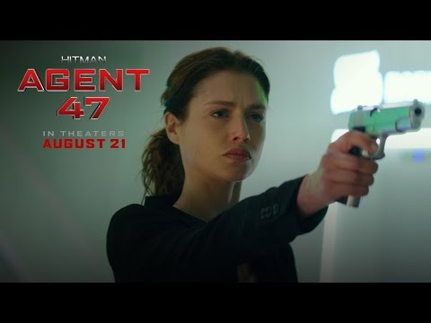 Hitman: Agent 47 (Featurette 'Creating Katia Van Dees')