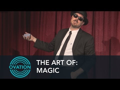 Blind Magician