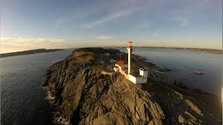 Yarmouth (NS) Canada  city images : Yarmouth, Nova Scotia from Drone
