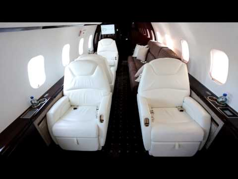 CFM Aircraft Review – Bombardier Challenger 300