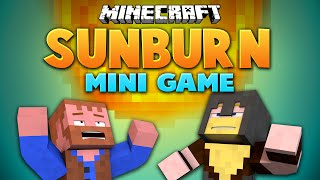 Minecraft Mini-Game ★ SUN BURN: Burn or Be Burned