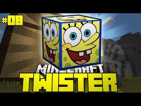 SPONGEBOB LUCKYBLOCKS?! - Minecraft Twister #08 [Deutsch/HD]