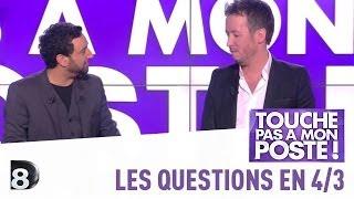 Video Les questions en 4/3 de Jean-Luc Lemoine - TPMP - 27/02/2014 MP3, 3GP, MP4, WEBM, AVI, FLV Agustus 2017