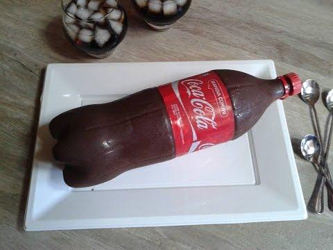 torta bottiglia coca cola - ricetta