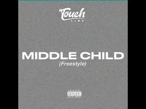 Touchline - Middle Child Freestyle