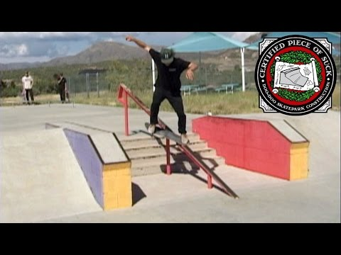 AZ - Criticism of crappy skateparks is fair game but when you're with your friends you can have a blast anywhere. This vid rules and you gotta see the ender! Keep up with Thrasher Magazine here:...