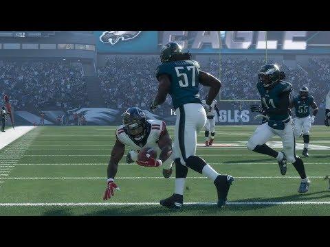 NFL NFC Divisional Round 1/13 Atlanta Falcons vs Philadelphia Eagles NFL Saturday Jan 13 (MADDEN 18)