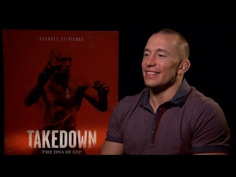 """The Shift: """"TAKEDOWN: The DNA of GSP"""" Interview with Georges St-Pierre"""
