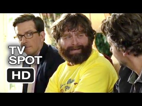 The Hangover Part III TV SPOT #3 (2013) - Bradley Cooper Movie HD Video