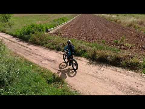 BH Fat E-bike&  & AUTEL EVO 2 dynamic track